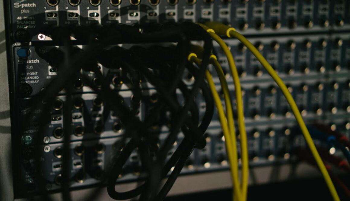 Patchbay www.facebook.com/soeren.funk