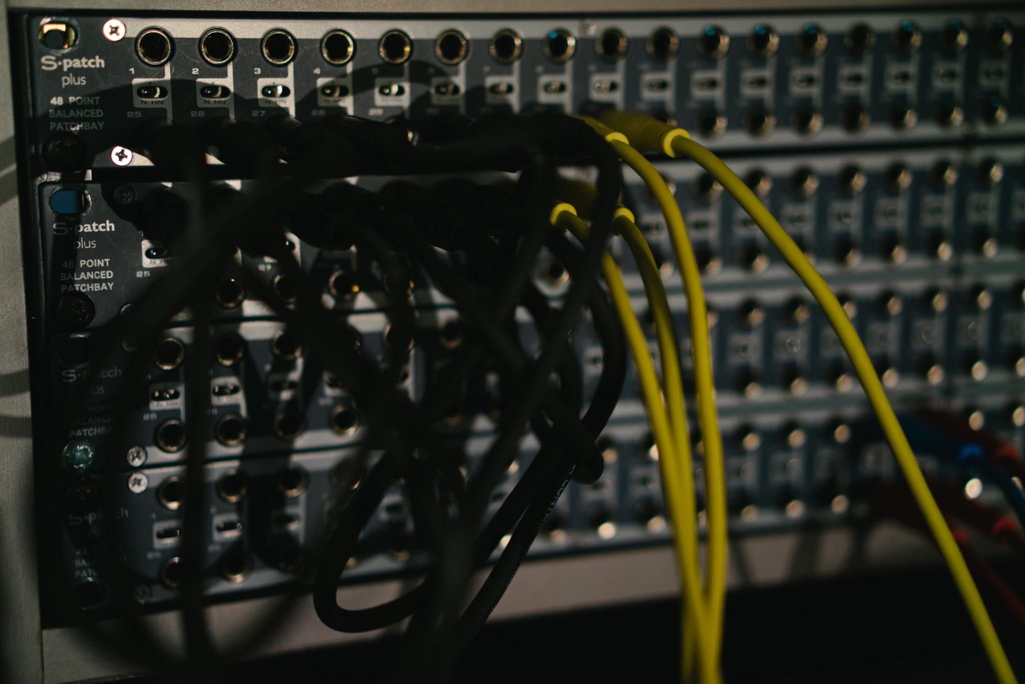 Patchbay - Alles was Du für dein Studio wissen musst!