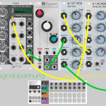 Modular Synthesizer – Basic Patch Tutorial