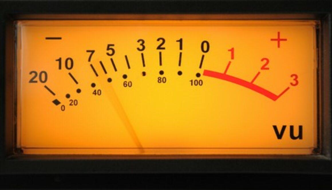 Audio Kompressor richtig einstellen